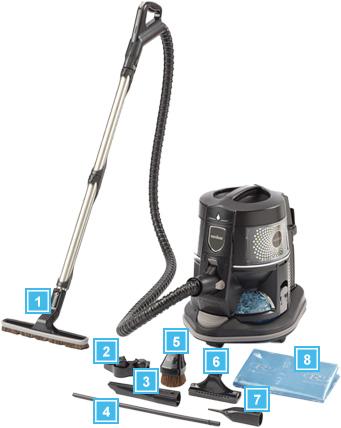 Odkurzacz wodny z separatorem lepszy od workowego