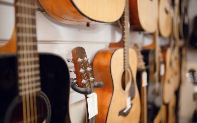 Gitary dostępne w internetowym sklepie muzycznym